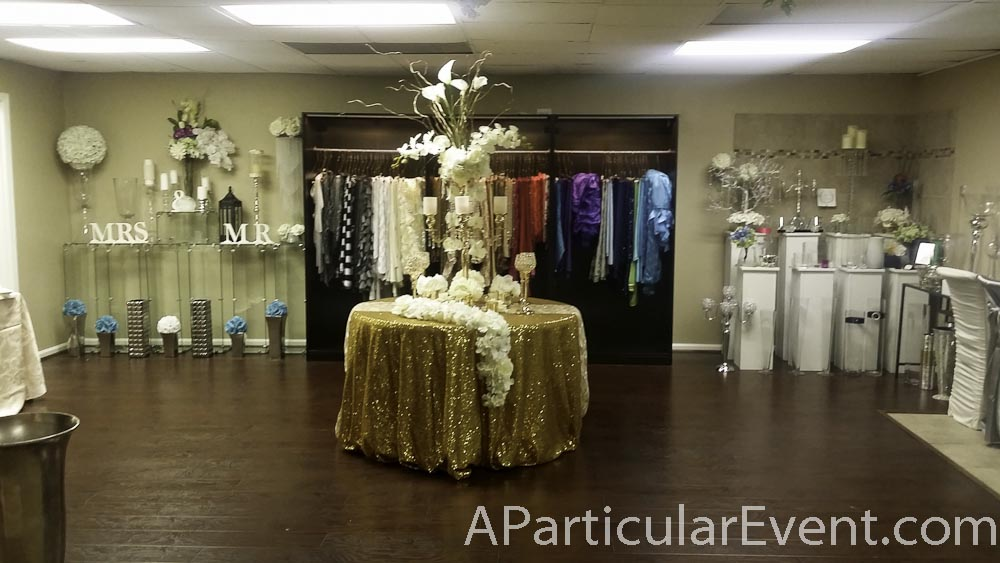 A Particular Event - Showroom Gallery