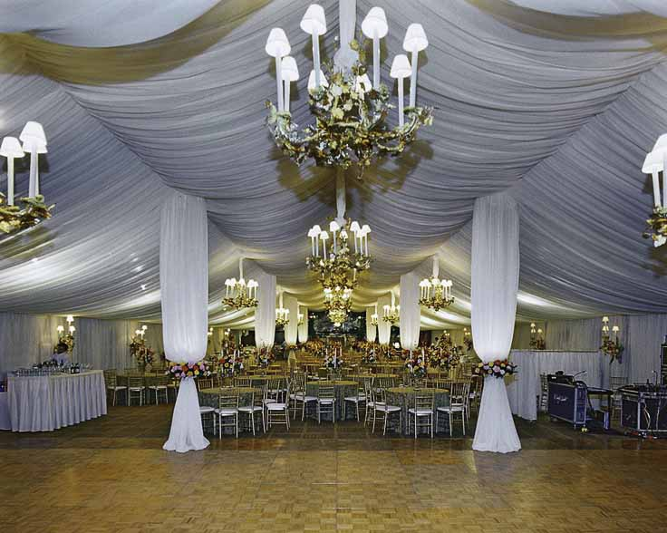 Wedding And Event Draping A Particular Eventa Particular Event